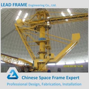 Light Modular Geodesic Storage Steel Structure Building