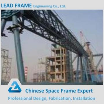 Customized Light Steel Space Frame Trestle Bridge