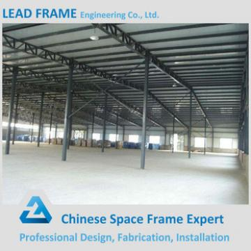 Modular Real Estate Sandwich Panel Wall Cladding Industrial Steel Structure Workshop