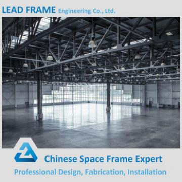 Low cost prefabricated steel construction warehouse