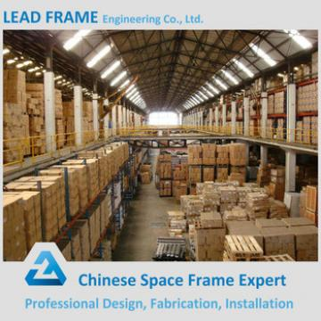 Prefab Light Weigh Steel Shed Two Story Steel Structure Warehouse