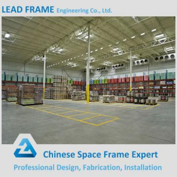 Prefab Fast Assembling Good Sunlight Steel Structure Storage Building