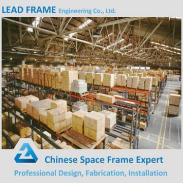prefab space frame ball for warehouse