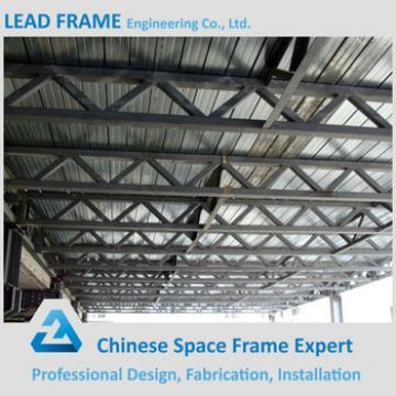 Prefabricated Steel Roof Trusses for Industrial Building