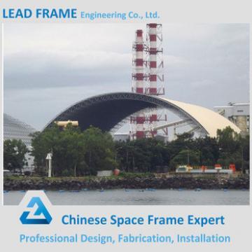 Prefab Large Span steel window frame machines Building