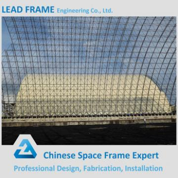 Prefab Steel Space Truss Structure for Coal Yard Storage