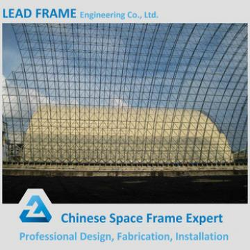 Prefab Large-Span Light Steel Frame Tube Space Frame