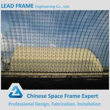 Prefab Large Span Steel Space Frame Shed Storage