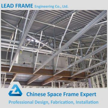 Architecture Design Metal Frame for Steel Structure Building