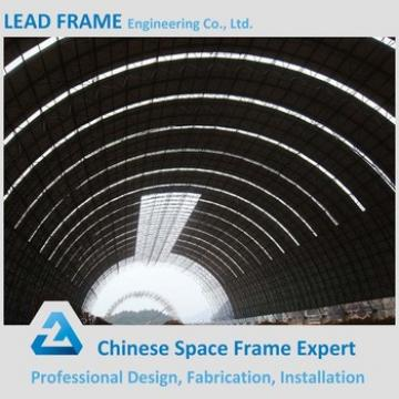 Attractive and durable Stainless Large span Arch Steel Space Frame