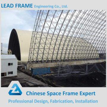 Prefab Steel Space Frame Structure Metal Shed Sale
