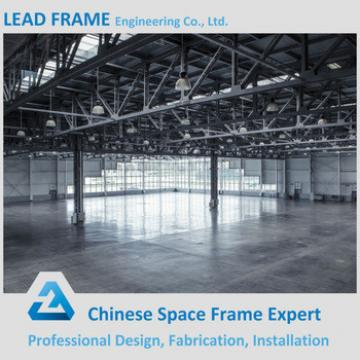 easy installation steel structure space frame for warehouse
