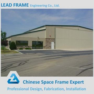 Prefabricated Steel Space Frame Carrot Warehouse