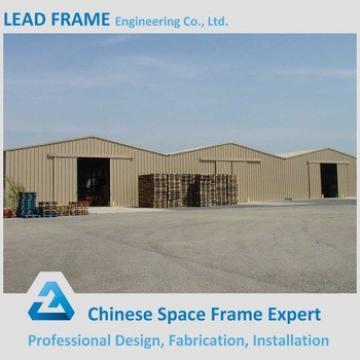China used prefabricated warehouse