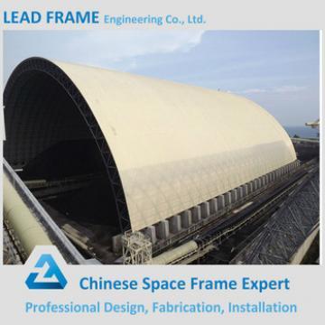 Alibaba Factory Direct Light Gauge Steel Framing Coal Storage Shed