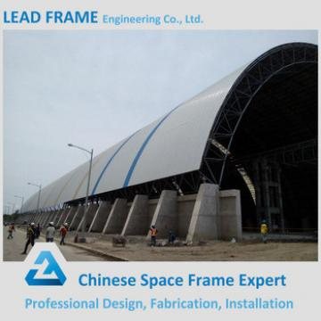 Building Construction Prefabricated Steel Metal Structural Coal Steel Shed