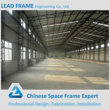 Cost-effective Long Span Steel Space Frame Fireproof Prefabricated Warehouse