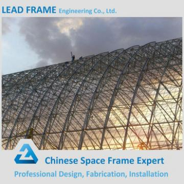 Light Weight Welded Steel Space Frame Parts For Metal Roof