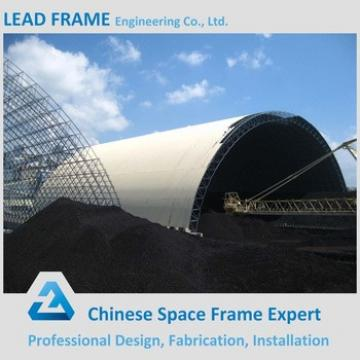 LF China Supplier Low Cost Prefab Steel Arch Building