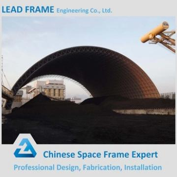 New Design Steel Space Truss Structure