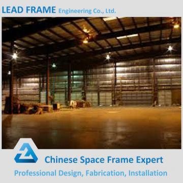 Light Gauge Prefabricated Metal Roof Trusses Steel Warehouse