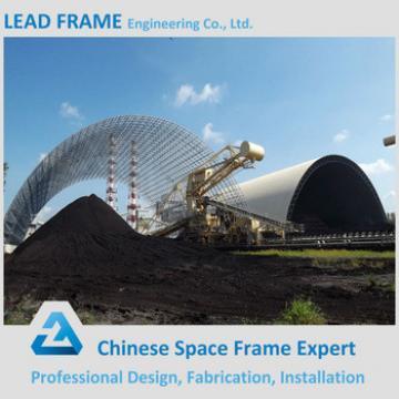 Fast Installation Steel Space Frame Self Storage Construction