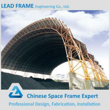 Large Span High Rise Self Storage Construction For Coal Storage