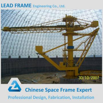 high quality suitable cost LF Q235 carbon steel space frame ceiling roofing covering