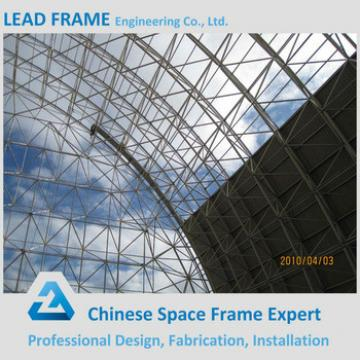 Large Span Professional Design Steel Arch Building