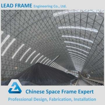 Light Steel Building Tube Space Frame For Coal Storage