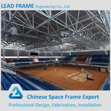 Dome Steel Roof System with Steel Structure Grid Frame for Stadium
