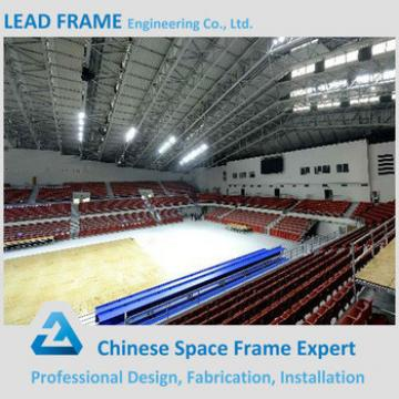 Safety Comfort Light Space Frame Prefab Gymnasium