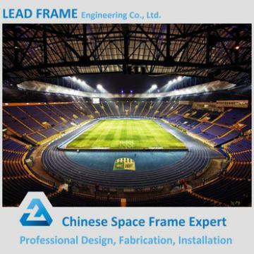 Space truss structure prefabricated steel stadium arena building