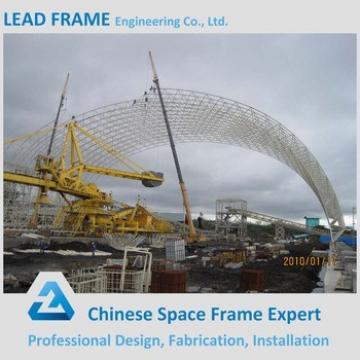 Galvanized Prefabricated Light Frame Bulk Warehouse