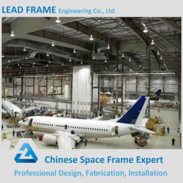 China supplier steel structure buildings and pre-fabricated hangar