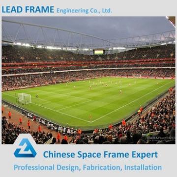Prefabricated Steel Structure Football Stadium