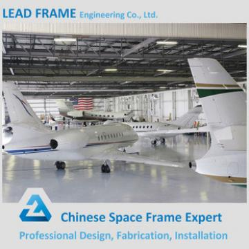 High Standard Prefab Aircraft Hangar Pre Engineered Metal Building