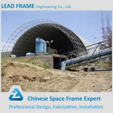Q235B Pipe Space frame structures For Coal Mine