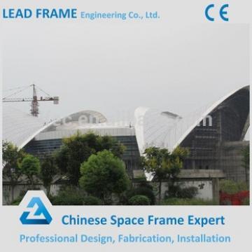 Q235 Q345 steel structure gym design