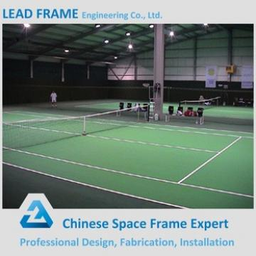 Lightweight steel structure badminton sport hall