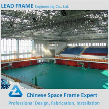 High Quality Free Design Steel Truss Prefabricated Stadium Roof Material