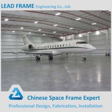 Light Deft Design Space Frame Aircraft Hangar