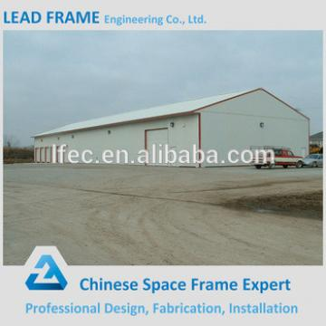 Low Cost Prefab Warehouse for Industrial Buildings