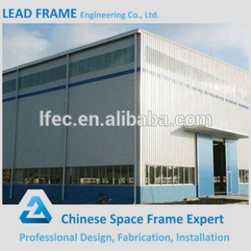 Light Gauge Steel Structure Low Cost Prefab Warehouse