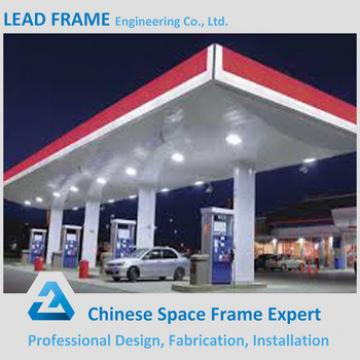 LF China Supplier Professional Design Petrol Station