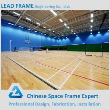 Best Professional Design Space Frame Steel Structure Basketball Stadium