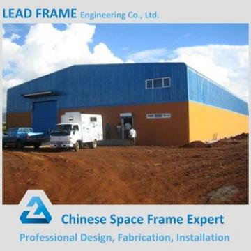 Lianfa Pre Engineering Steel Structure Building With Professional Design