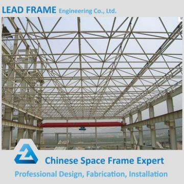 Economical light weight steel truss for metal building