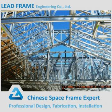 Structure Steel Waterproof Shed Galvanized Framing Small Stage Square Truss