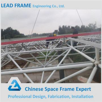 high quality space frame truss steel